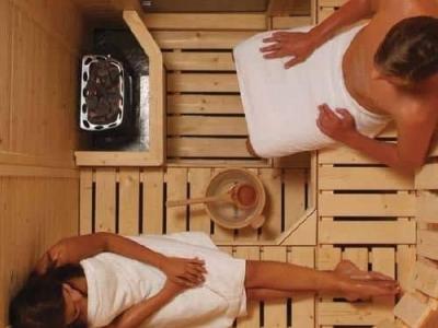 Top 5 razloga zašto koristiti saunu